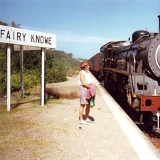 Fairy Knowe Station