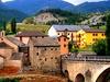 Fiscal Bridge - Pyrenees Spain