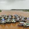 Fishing Boats @ Anjarle Creek - Ratnagiri MH