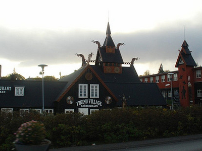 Fjorukrain Viking Village Hafnarfjordur