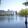 FL Orlando - From Lake Eola Park