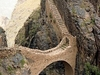 Footbridge In Shaharah - Yemen