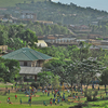 Fort Portal Town View