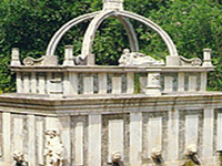 Fountain of the Rosello