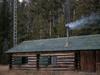Fox Creek Patrol Cabin - Yellowstone - USA