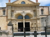 Front Entrance To The Cathedral Of Santa Mara La Menor