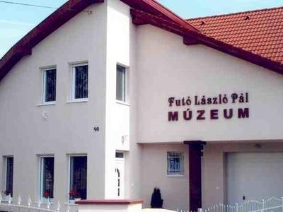 Futó László Pál Museum, Harkány
