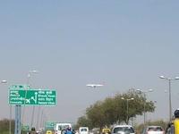 Delhi Gurgaon Expressway