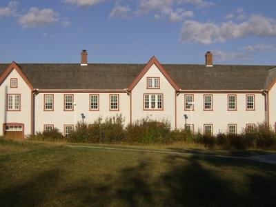 Fort Calgary Barracks