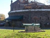 Casemate Fort Whiting Quadrangle