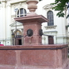 Fountain Four Lions