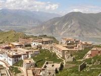 Monasterio Ganden