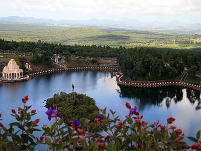 Ganga Talao Lake