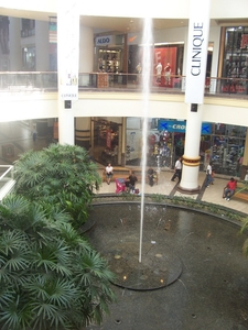 Fountain At The Gateway Theatre Of Shopping