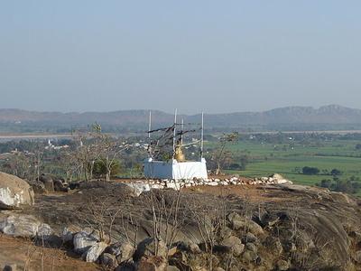 Brahmayoni Hill, Gaya
