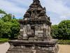 Gebang Temple Viewed From Southwest Corner