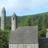 Saint Kevin's Monastery At Glendalough