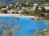 Golden Beach In Thassos Greece