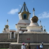Golden Stupa Erdene Zuu Monastery