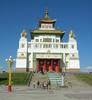 Golden Temple Elista