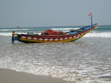 Gopalpur On Sea One Of The Most Pristine Beaches Of Orissa
