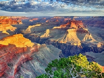 Grand Canyon NP Overview AZ