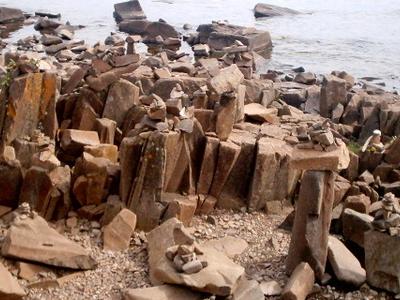 Grand  Marais  Rocks