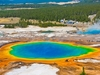 Grand Prismatic Spring - WY Yellowstone NP