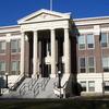 Grant County Courthouse In Ephrata Washington.