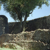 Great Zimbabwe Tower In The Great Enclosure.