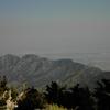Griffith Peak Looking Toward Las Vegas
