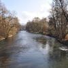 Gurk River Near Grafenstein, Carinthia, Austria