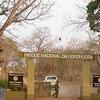 Entrance To Gorongosa National Park