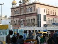 Gurudwara Sis Ganj Sahib