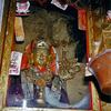 Statue Of Guru Rinpoche In His Meditation Cave
