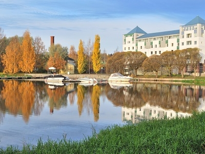 Hameenlinna - Beautiful Town In Finland