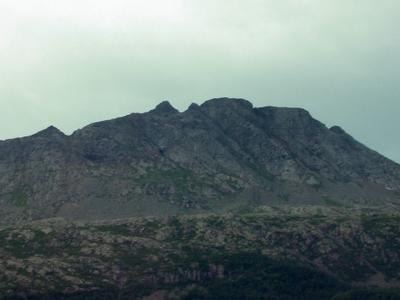 Heilhornet Mountain In Bindal