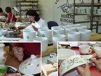 Herend Ceramics Pottery