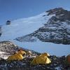 High Camp For Aconcagua