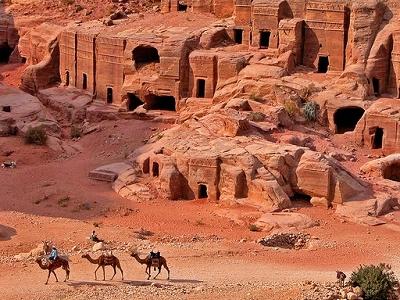 High Place Of Sacrifice In Jordan