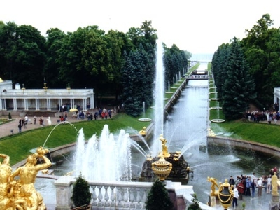 Historic Centre Of Saint Petersburg