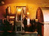 Historic Dawson Falls Power House