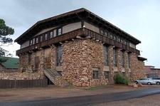 Historic Grand Canyon Power House - Arizona - USA