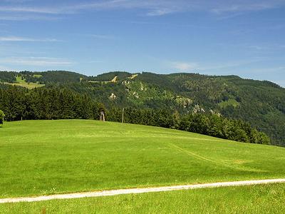 Hochbärneck, St. Anton An Der Jeßnitz, Austria