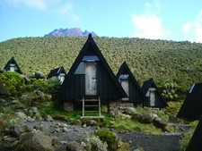 Horombo Huts - Mawenzi Peak - Marangu Route