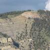 Huckleberry Ridge Tuff - Yellowstone - USA