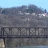 Herr's Island Railroad Bridge