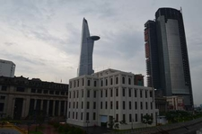Ho Chi Minh Skyscrapers