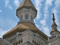 Mezquita españoles