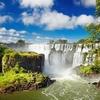 Iguassu Falls - Argentina-Brazil Border